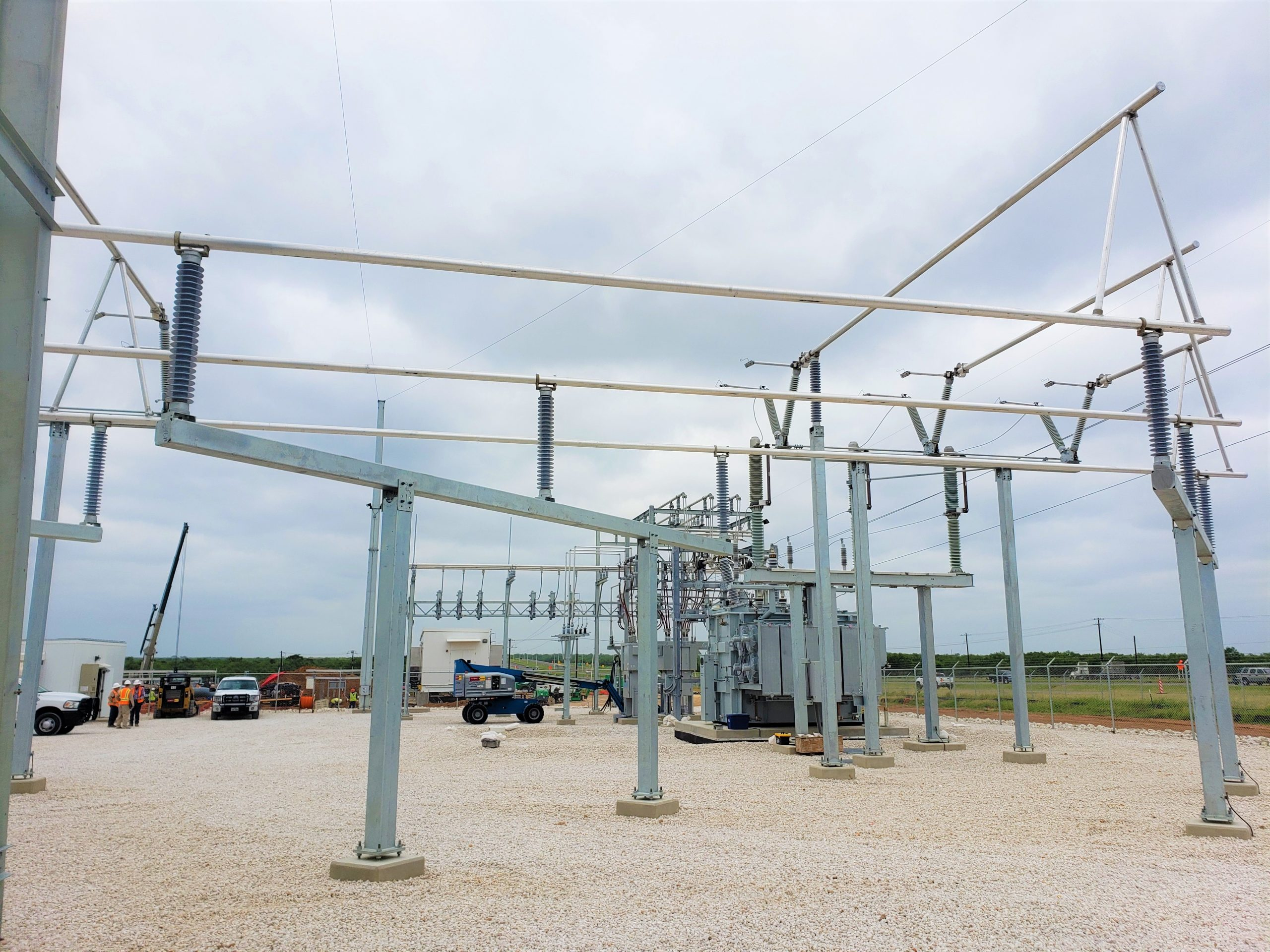EPC FOUR SUBSTATIONS